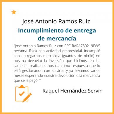 Jóse Ramos Ruiz - QualyT