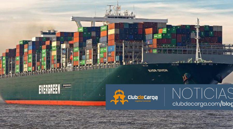 El Canal de Suez: una alarmante situación para el comercio mundial.