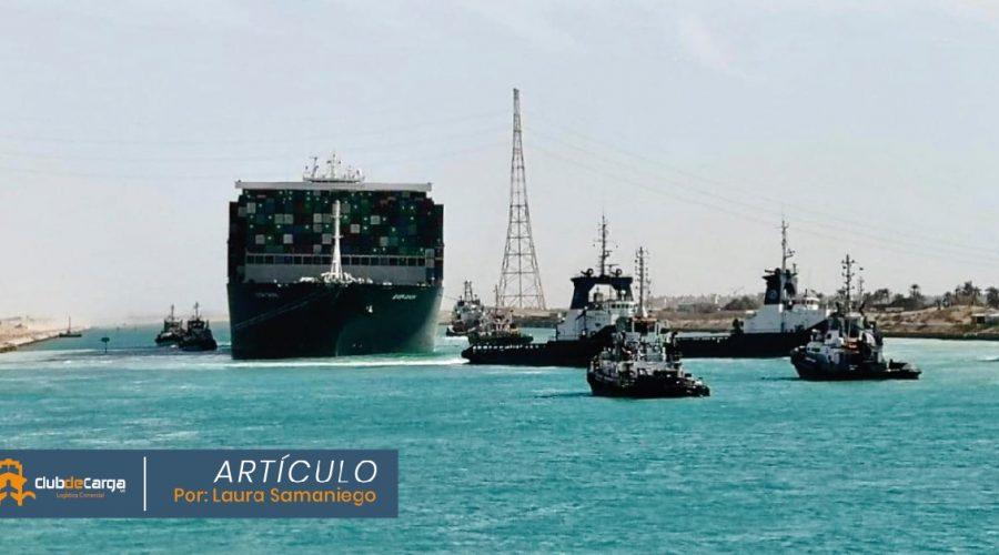 Lecciones del Canal de Suez y los riesgos de la navegación marítima