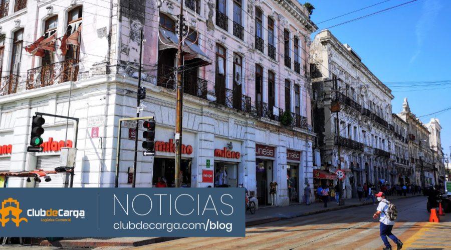 Potencialización y crecimiento logístico en Yucatán