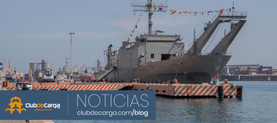 La armada de México toma el control de los puertos prometiendo un mejor funcionamiento