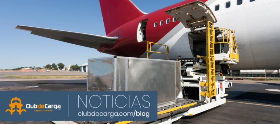 La carga aérea internacional registra un ascenso global, pero no en Latinoamérica
