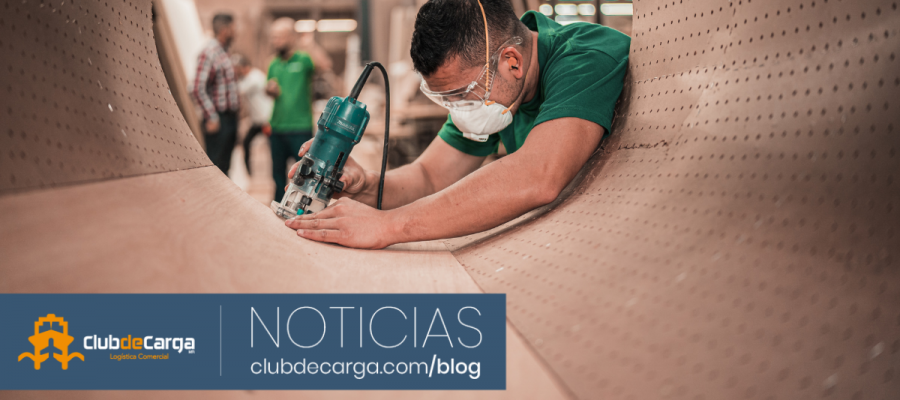 La manufactura lidera la recuperación económica del país